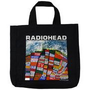 ロックトートバッグ Radiohead レディオヘッド Hail to the Thief