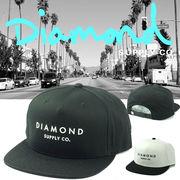 DIAMOND SUPPLY STONE CUT SNAPBACK  14625