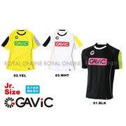 【ガビック】 GA8622 プラクティス Tシャツ 全3色 ジュニア