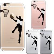 iPhone6 iPhone6S ハード クリアケース カバー シェル レイアップシュート