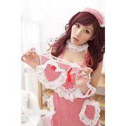 メイドコスチューム セクシーコスプレ ステージ衣装 ハロウィン仮装 bwn0102-1