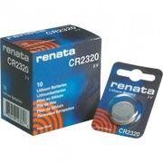 RENATA CR2320 10個 0%Mercury / 電子機器、カーリモコンキーレス、ガイガーカウンター