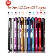 SONY Xperia Z3 Compact�p�P�[�X �A���~�j�E������ �y��