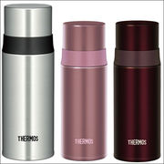 THERMOS(サーモス) ステンレススリムボトル 0.35L FFM-350-P / FFM-350-BW / FFM-350-SBK