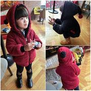 ★冬新品★キッズ/女の子ウールコート