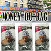 ドルプリントのドゥーラグ『MONEY DU-RAG』