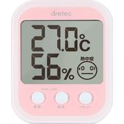 ドリテック O-251 デジタル温湿度計オプシスプラスPK