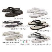 【HENRY&HENRY】 ラン(ビーチサンダル) 全6色 レディース&メンズ