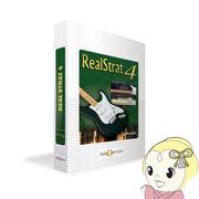 �N���v�g���E�t���[�`���[�E���f�B�A REAL STRAT 4 / BOX RS4