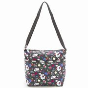 LeSportsac 7562 D839 School'S Out �X���[���N���I�N���X�{�f�B�z�[�{�[ Small Cleo Crossbody Hobo  �c