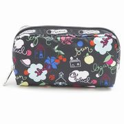 LeSportsac 6511 D839 School'S Out ���M�����[�R�X���e�B�b�N Rectangular Cosmetic  ���f�B�[�X  �|�[�c