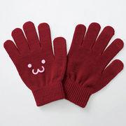 スマホ手袋【エレコムP-GV26RD】フリーサイズ・タッチパネル対応