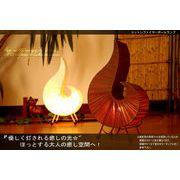【アウトレット】コットンファイヤーボールランプ【型番号ii-mb2-1b】