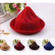 ★同梱でお買得★新作★秋冬★可愛い帽子★子供用帽子★7色★