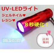 【ノベルティ】【OEM】【自社ブランド対応】【送料無料】12灯ジェルネイル用UVライト