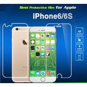 Iphone6 4.7インチ iPhone6S 用液晶保護クリア・ガラスフィルム
