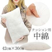 【中材】抱き枕中身 42×30 クッション 枕 本体 ヌード ロングクッション オリジナル 素材 中綿