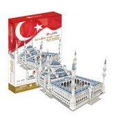 3Dクラフト スルタンアフメトモスク