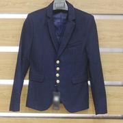 初回送料無料 お洒落 着痩せ効果抜群 スーツ ジャケット 大人気 全2色 aqbgw-16lj11 秋冬 新作