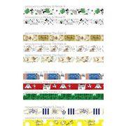 シンジカトウ x ディズニー コラボ 日本製 マスキングテープ 15mm*10m