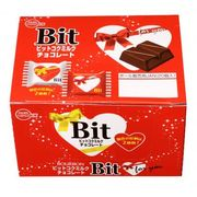 【バレンタイン】 ブルボン ビットコクミルク15g / バレンタイン チョコレート ギフト ノベルティ