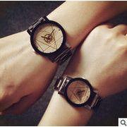 ★新掲載♪NEYファッション★恋人腕時計★クリスマスプレゼント★2色★