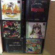 【送料無料】転売用  PS1 ソフト(ジャンク含む) 100本セット