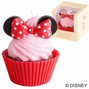 kameyama candle ディズニーカップケーキキャンドル 「ミニー」