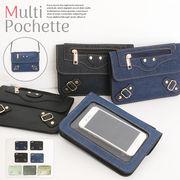 SELECTION  セレクション デザインマルチポシェット MULP1