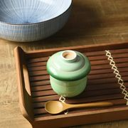 【特価品】8.5cmヒワライン茶碗蒸し[B品][美濃焼]