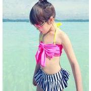大人気★夏対策&女の子/キッズ水着/ファッション★ビギニ