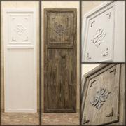 無垢材を使った木製インテリア 2色展開♪Wooden Door ウーデンドア♪【別途送料必要/送料無料対象外】