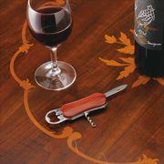 3in1ワインオープナー /大人のギフト プレゼント ノベルティ 栓抜き ワインオープナー