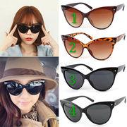 新品商品!!★ファッションメガネ★ファッションサングラス★海にぴったり 4色