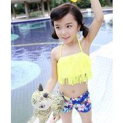 水着 女の子 キッズ 子供服 可愛い スイミング セパレート 上下セット 2点セット