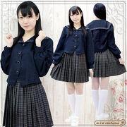 ■送料無料■永源寺中学校 冬制服 サイズ:M/BIG