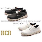 【BCR】 BC-413 軽量 カジュアルシューズ 全2色 メンズ