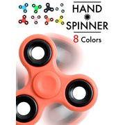 【Hand Spiner】トライアングルタイプ ハンドスピナー ストレス解消 話題の商品 全8色