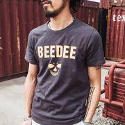 メンズ Tシャツ 半袖 クルーネック トップス コットン プリント カジュアル シンプル 春 夏 かっこいい