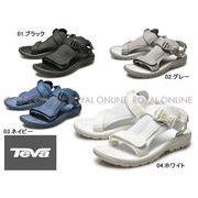 【テバ】 1015224 ハリケーン ボルト スポーツ ビーチサンダル 全4色 メンズ