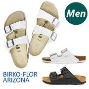 BIRKENSTOCK ビルケンシュトック アリゾナ メンズ サンダル ビルコフロー 幅広【BIRKO-FLOR ARIZONA】