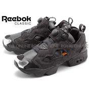 【リーボック】 AR1716 インスタ ポンプ フューリー OG HW ブラック/シルバーメット メンズ&レディース