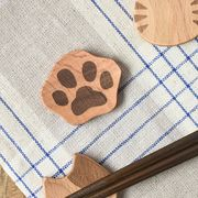 Mio cat 猫カトラリー 箸置き にくきゅう