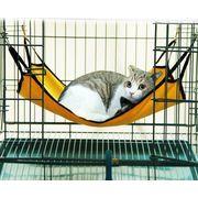 ペット用品 ペットベッド 夏秋 ハウス 猫用ハンモック 7色 64*57cm 猫ベッド