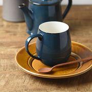 【特価品】シュプレム スカンジナビアンブルー マグカップ(丸型)[B品][美濃焼]
