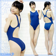 ■送料無料■競泳水着 色:紺 サイズ:M/BIG