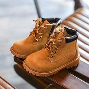秋 新しいデザイン 児童 ブーツ 男児 ブーツ 女児 マーティンブーツ ブーツ 靴