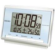 【新品取寄せ品】セイコークロック 電波目覚まし時計 SQ698L