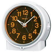 【新品取寄せ品】セイコークロック 目覚まし時計 KR886W