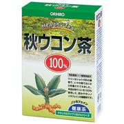 NLティー100% 秋ウコン茶